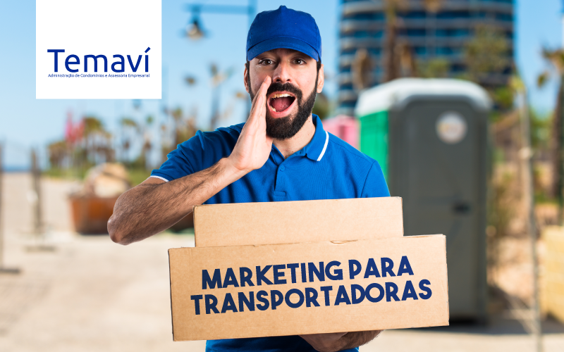 Marketing Para Transportadoras