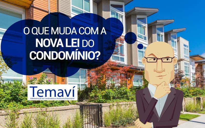 LEI DO CONDOMÍNIO