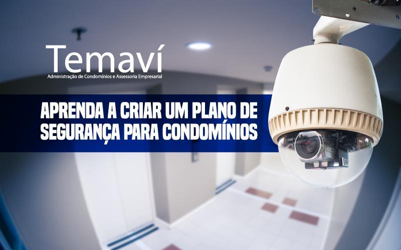 Plano De Segurança Para Condomínios