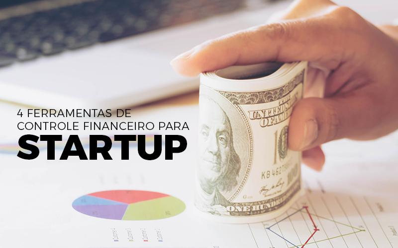 Controle Financeiro Para Startup