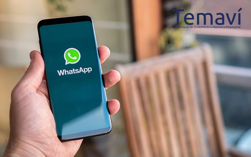 Grupos De WhatsApp Ajudam Ou Atrapalham As Relações Nos Condomínios Temavi