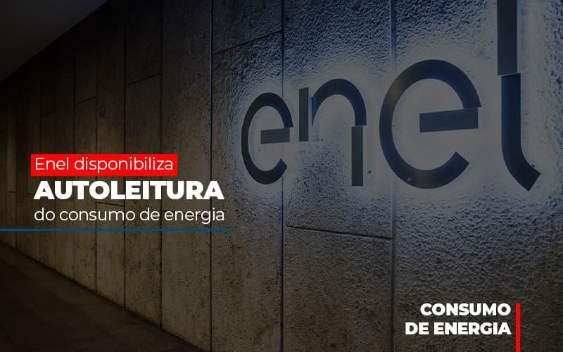 Enel Disponibiliza Autoleitura Do Consumo De Energia