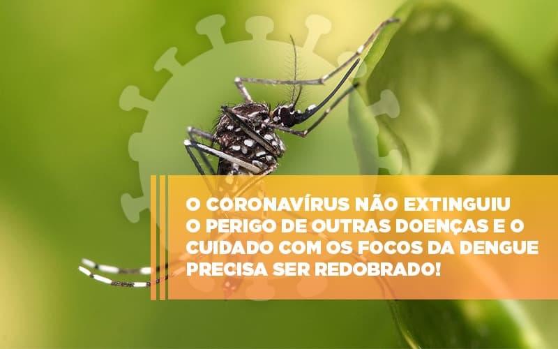 O Coronavirus Nao Extinguiu O Perigo De Outras Doencas E O Cuidado Com Os Focos Da Dengue Precisa Ser Redobrado (1)