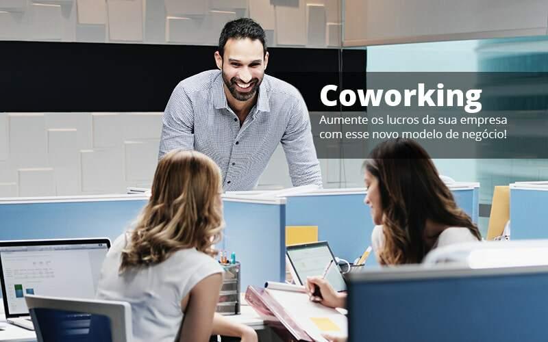 Coworking – Como Funciona?
